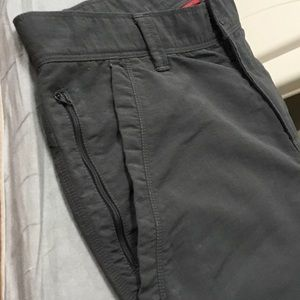 NORTH FACE grey cargo hiking sports Mens Size 32